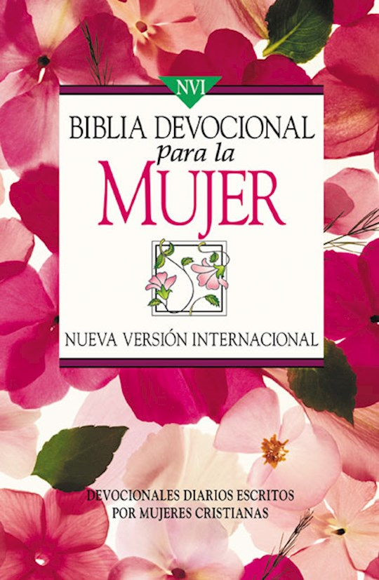 Span-NIV Women's Devotional Bible-Softcover | SHOPtheWORD