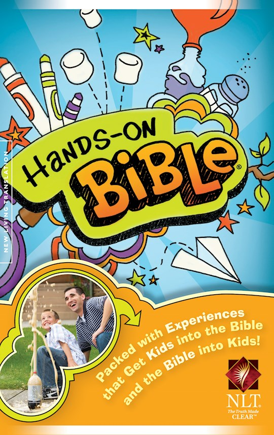 NLT Hands-On Bible (Updated Edition)-Softcover | SHOPtheWORD