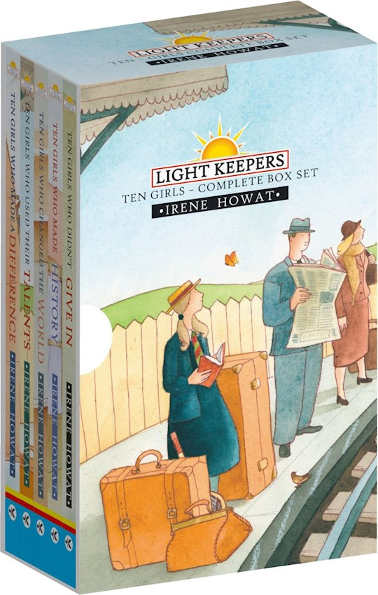 Light Keepers: Ten Girls Complete Box Set (5 Books) by Irene Howat | SHOPtheWORD