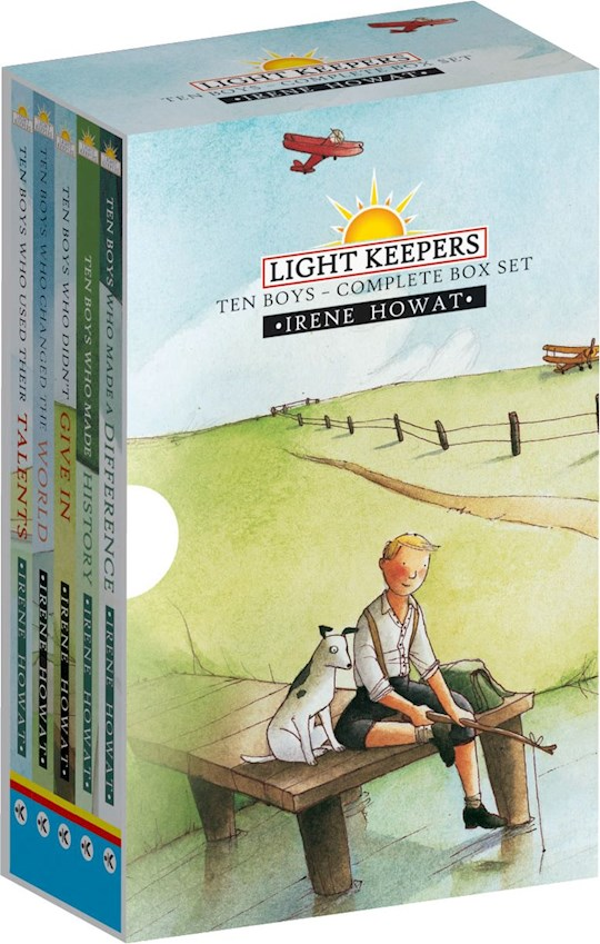 Light Keepers: Ten Boys Complete Box Set (5 Books) by Irene Howat   SHOPtheWORD