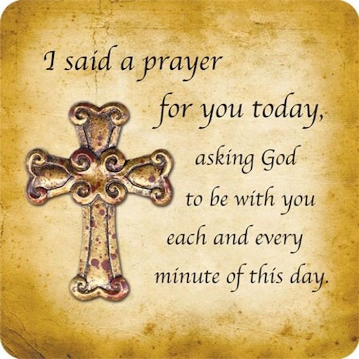 Magnet-Easelback-I Said A Prayer For You/Ask God | SHOPtheWORD