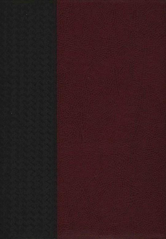 NKJV Scofield Study Bible III/Large Print-Burgundy Bonded Leather Indexed | SHOPtheWORD