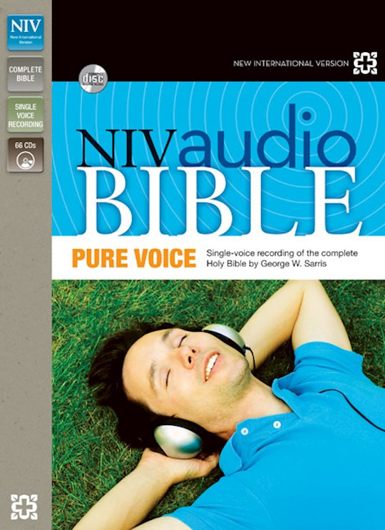 Audio CD-NIV*Complete Bible-Pure Voice (66 CD)  | SHOPtheWORD