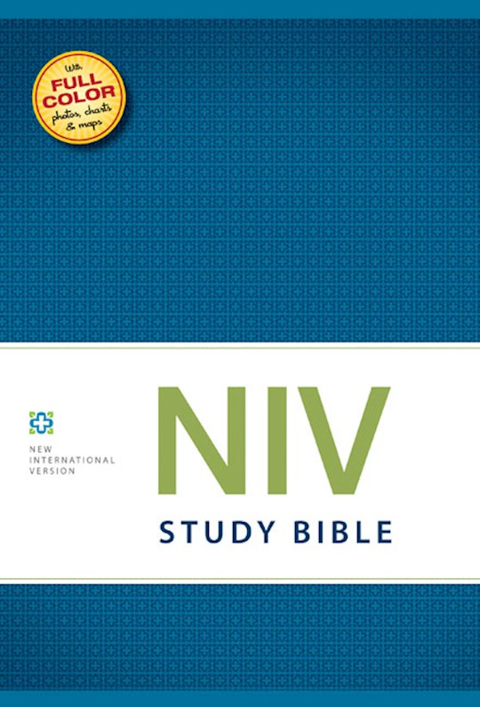 NIV Study Bible-Hardcover | SHOPtheWORD