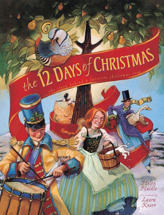 12 Days Of Christmas  by Helen C Haidle   SHOPtheWORD