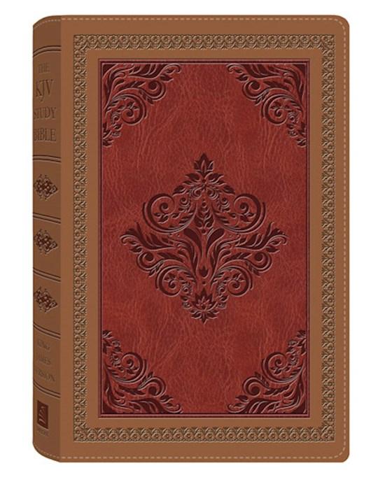 KJV Study Bible-Antique DiCarta  | SHOPtheWORD