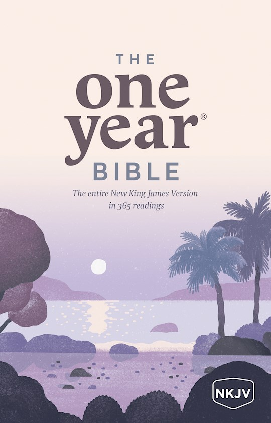 NKJV One Year Bible-Softcover   SHOPtheWORD