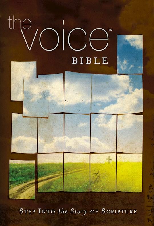Voice Bible-Hardcover | SHOPtheWORD