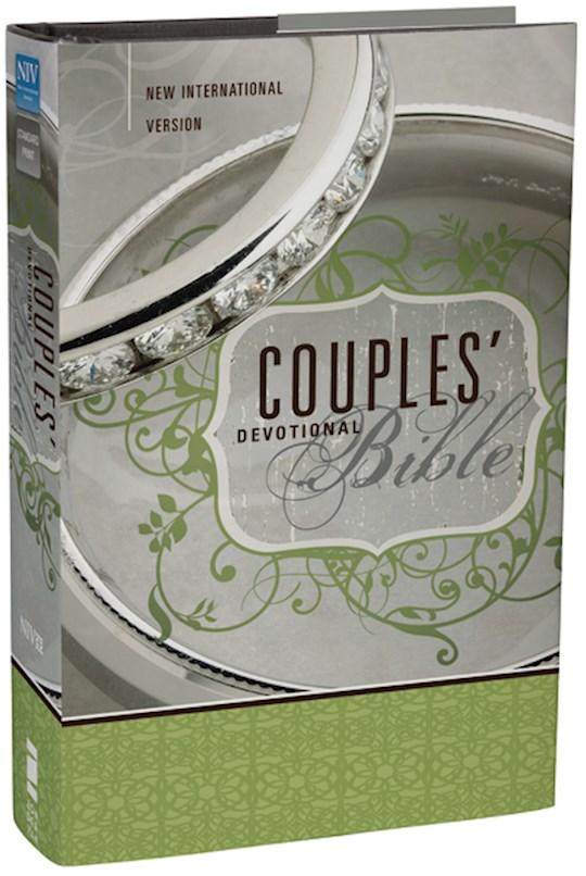 NIV Couples Devotional Bible-Hardcover | SHOPtheWORD