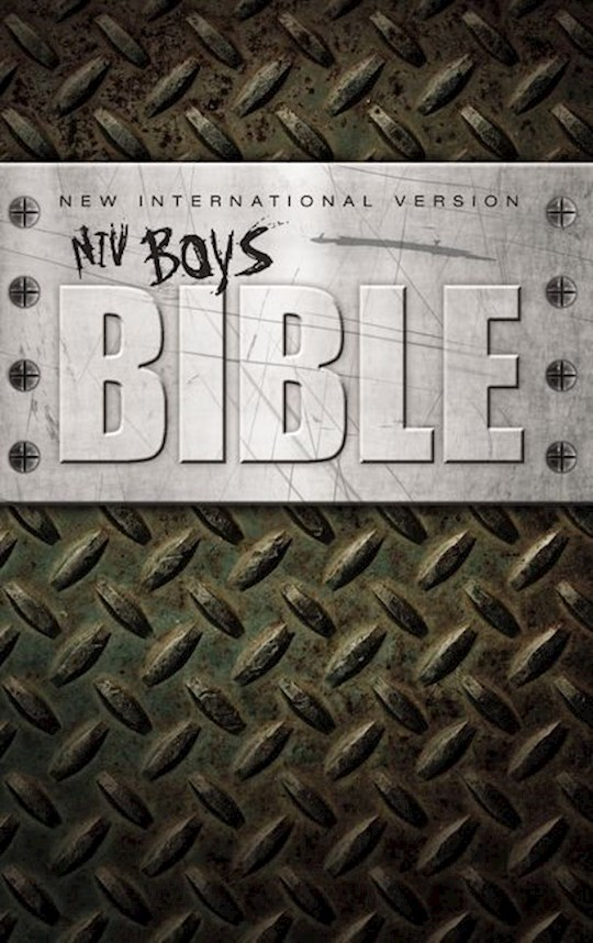 NIV Boys Bible-Hardcover | SHOPtheWORD