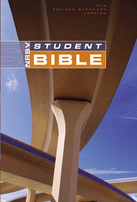 NRSV Student Bible-Hardcover | SHOPtheWORD