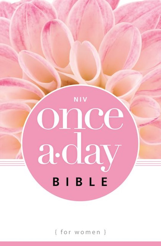 NIV Once-A-Day Bible For Women-Softcover | SHOPtheWORD