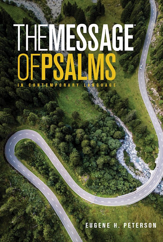 The Message: The Book Of Psalms-Softcover | SHOPtheWORD