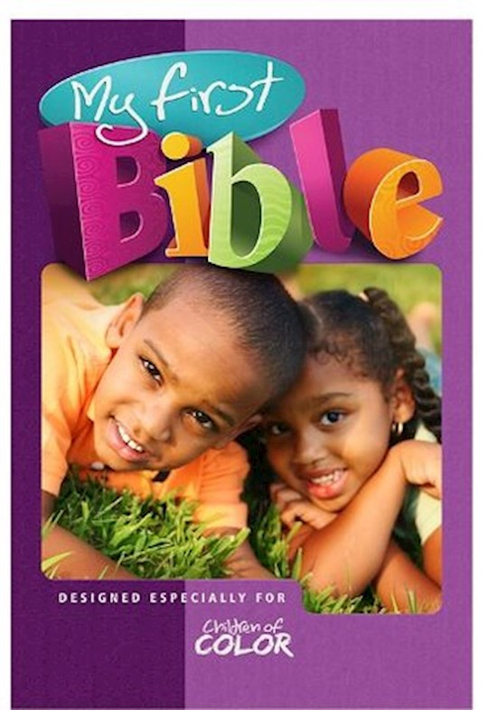 My First Bible For Children Of Color  by Publishing Nia | SHOPtheWORD