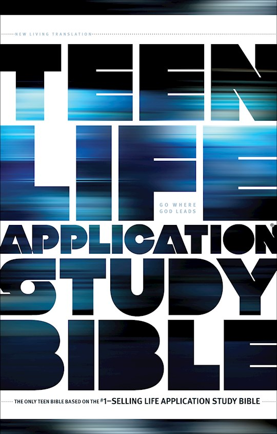 NLT Teen Life Application Study Bible-Hardcover | SHOPtheWORD
