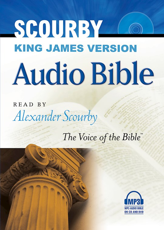 Audio CD-KJV Complete Bible On MP3 (DVD + 3 CD) | SHOPtheWORD