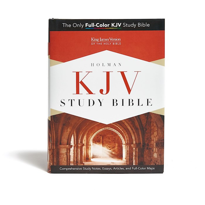 KJV Study Bible (Full-Color)-Hardcover | SHOPtheWORD