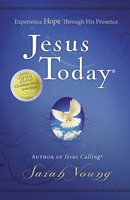 Jesus Today by Sarah Young | SHOPtheWORD