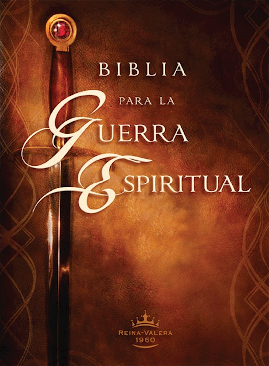 Span-RVR 1960 Spiritual Warfare Bible-Hardcover | SHOPtheWORD