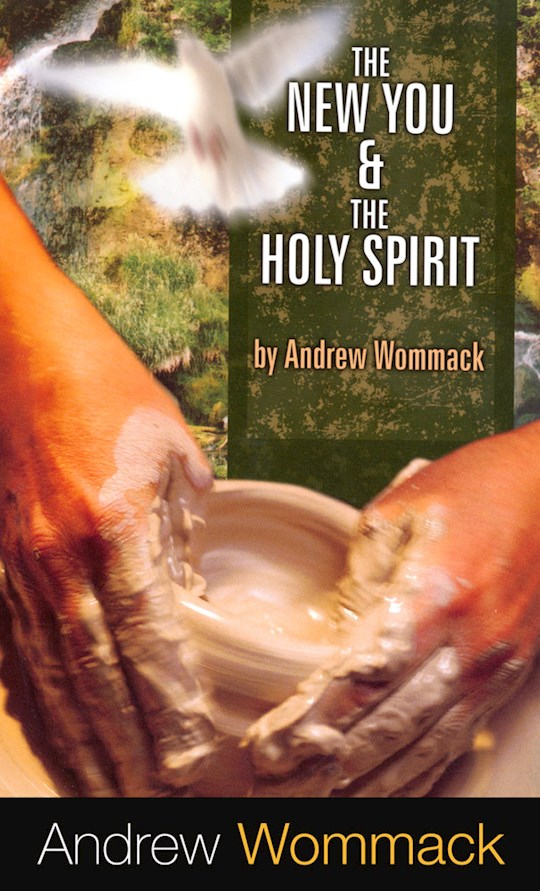 New You & The Holy Spirit by Andrew Wommack | SHOPtheWORD