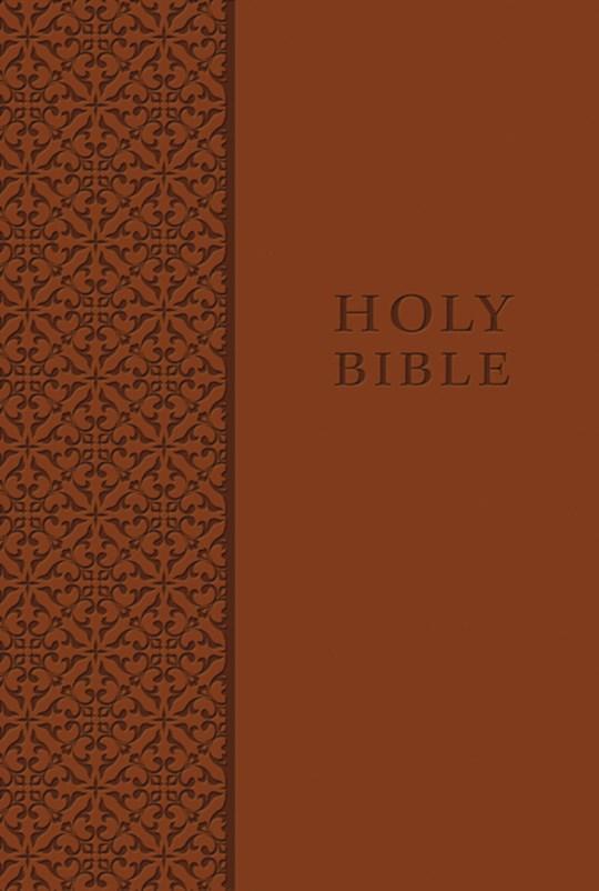 KJV King James Study Bible/Personal Size-Auburn LeatherSoft | SHOPtheWORD