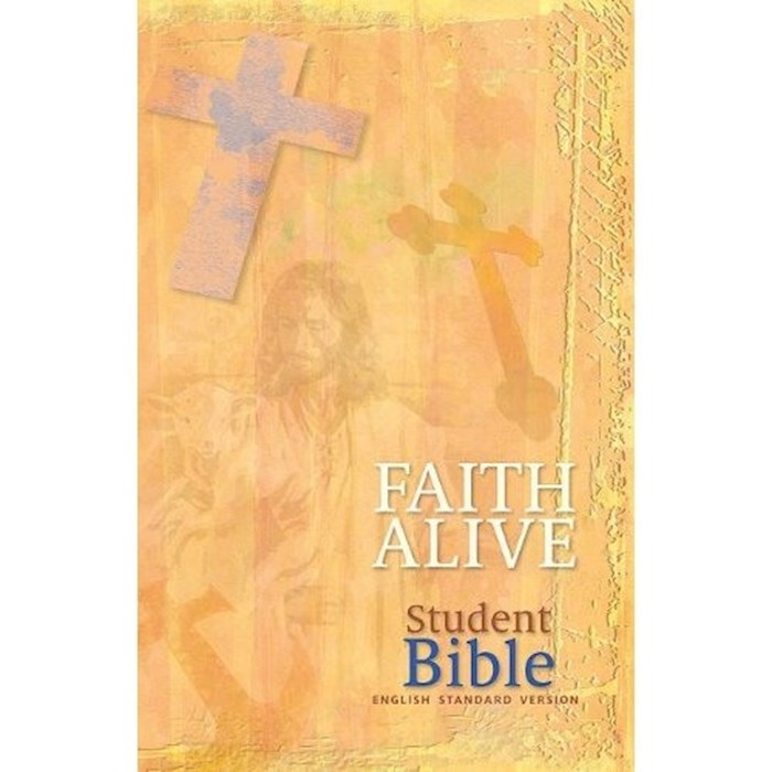 ESV Faith Alive Student Bible-Hardcover | SHOPtheWORD