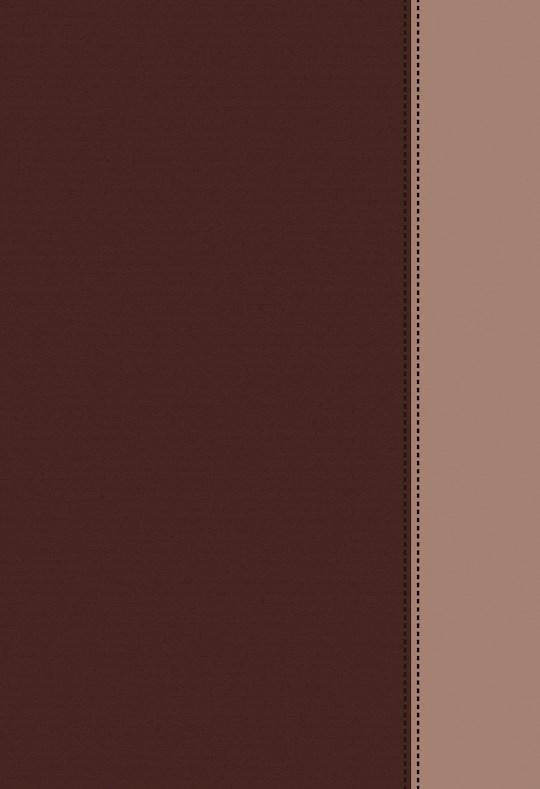 KJV/NKJV/NIV/NLT Complete Evangelical Parallel Bible-Brown/Tan Flexisoft | SHOPtheWORD