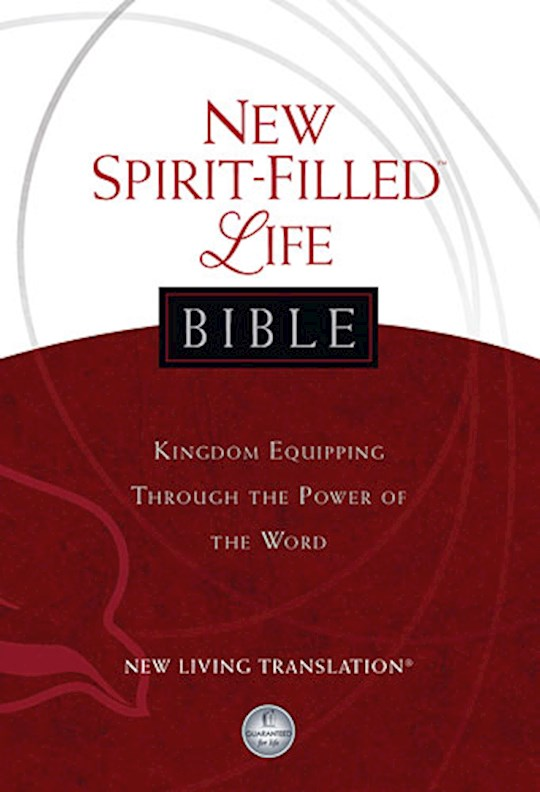 NLT New Spirit-Filled Life Bible-Hardcover | SHOPtheWORD