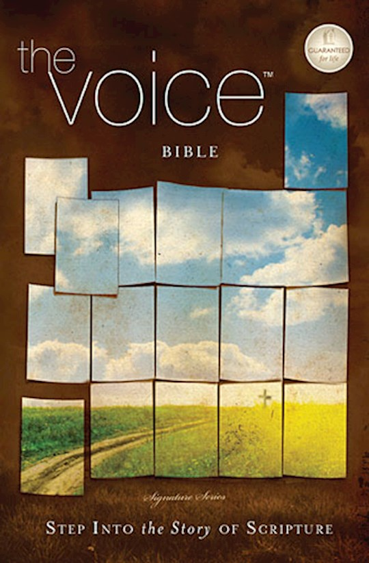 Voice Bible/Personal Size-Softcover | SHOPtheWORD