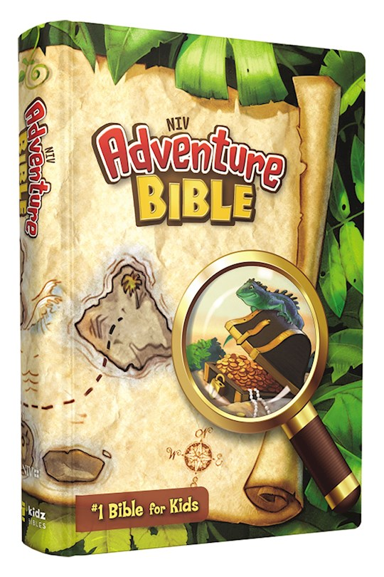 NIV Adventure Bible (Full Color)-Softcover | SHOPtheWORD
