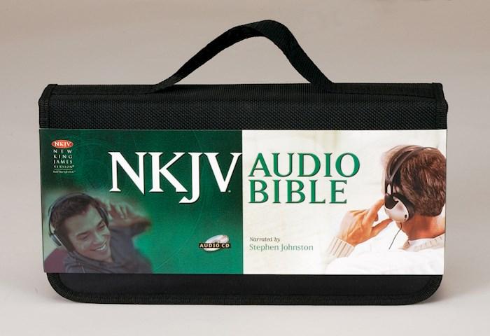 Audio CD-NKJV Complete Bible (Voice & Music) (58 CD) | SHOPtheWORD