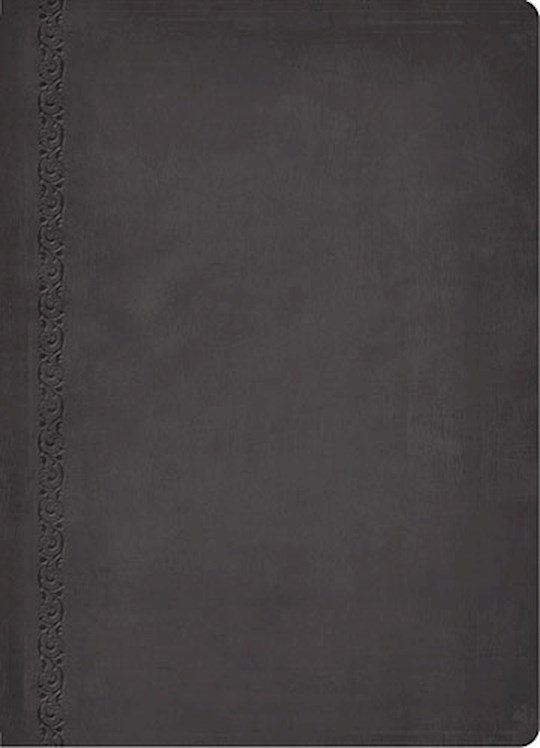 NASB MacArthur Study Bible-Raven Black LeatherSoft   SHOPtheWORD