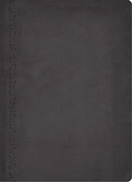 NASB MacArthur Study Bible-Raven Black LeatherSoft Indexed | SHOPtheWORD