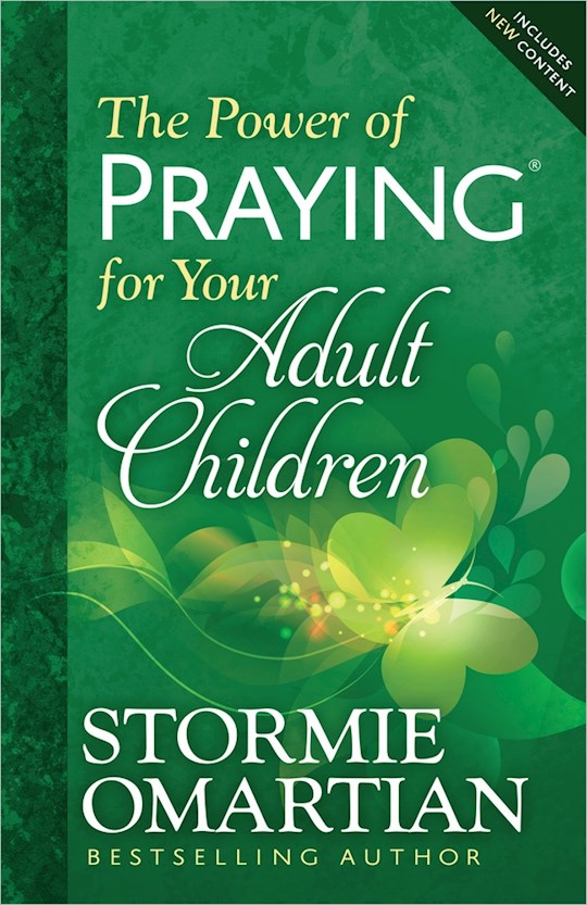 The Power Of Praying For Your Adult Children (Update) by Stormie Omartian | SHOPtheWORD