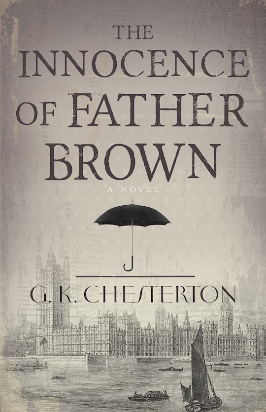 Innocence Of Father Brown by G. K. Chesterton | SHOPtheWORD
