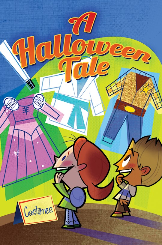 Tract-Halloween: A Halloween Tale (ESV) (Pack Of 25) by News Tracts Good | SHOPtheWORD