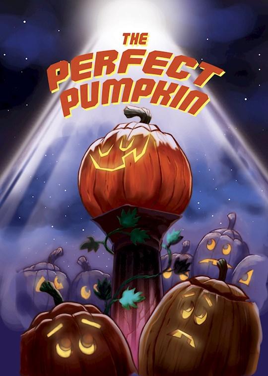 Tract-Halloween: The Perfect Pumpkin (ESV) (Pack Of 25) by News Tracts Good | SHOPtheWORD