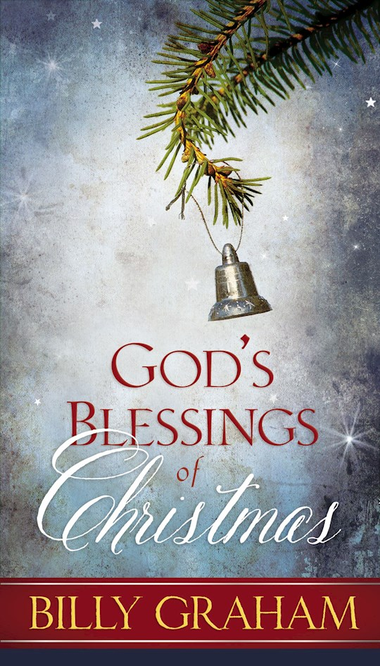 God's Blessings Of Christmas (Individual) by Billy Graham | SHOPtheWORD