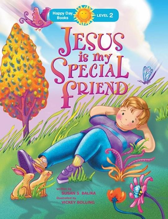 Jesus Is My Special Friend (Happy Day Books) by Susan Balika   SHOPtheWORD