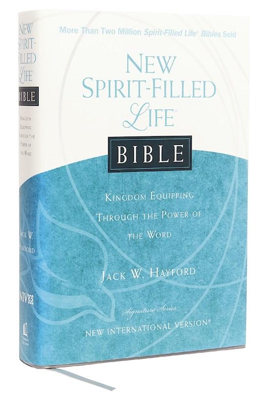 NIV New Spirit-Filled Life Bible-Hardcover | SHOPtheWORD