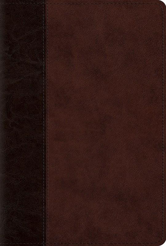 ESV The Psalms-Brown/Walnut Timeless Design TruTone | SHOPtheWORD
