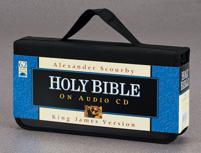 Audio CD-KJV Complete Bible (Voice Only) (62 CD) | SHOPtheWORD