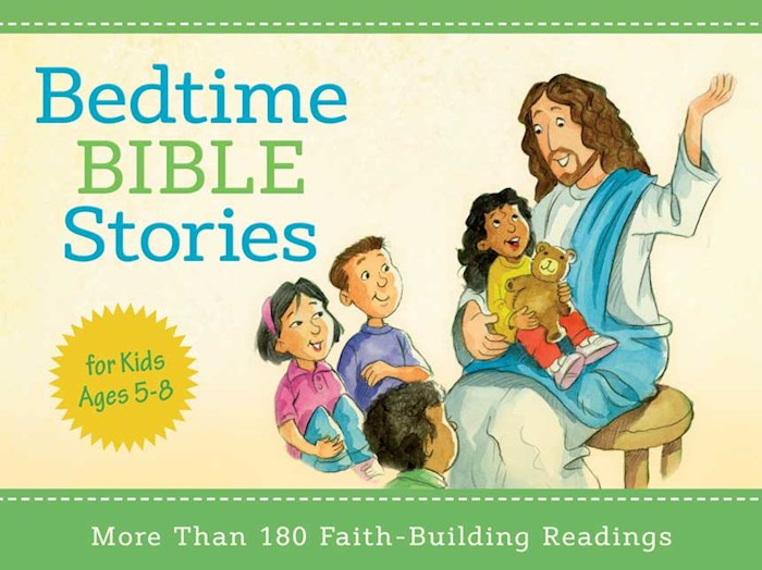 Bedtime Bible Stories by Various | SHOPtheWORD