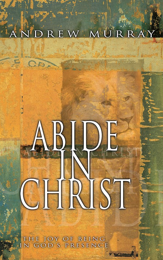 Abide In Christ by Andrew Murray | SHOPtheWORD