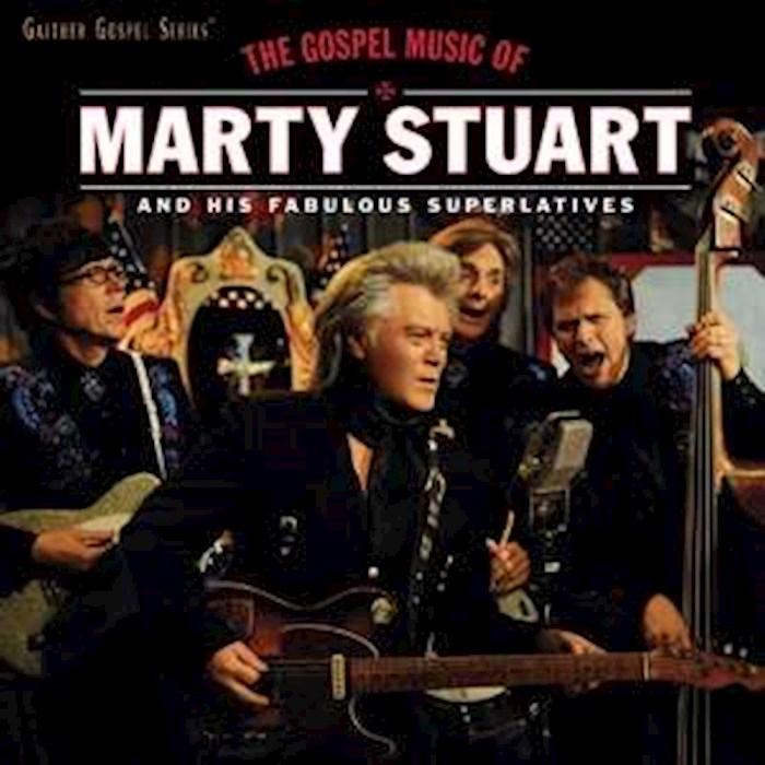 AUDIO CD-Gospel Music Of Marty Stuart   SHOPtheWORD