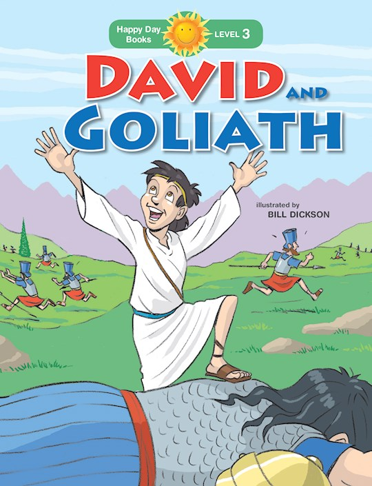 David And Goliath (Happy Day Books) by Day Books Happy | SHOPtheWORD