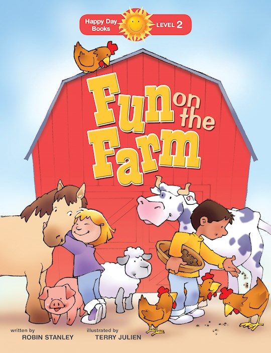 Fun On The Farm (Happy Day Books) (Not Available-Out Of Print) by Robin Stanley | SHOPtheWORD