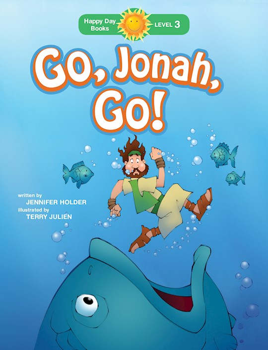 Go, Jonah, Go! (Happy Day Books) by Jennifer Holder | SHOPtheWORD