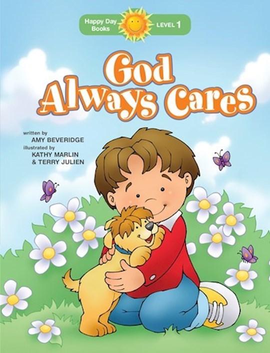 God Always Cares (Happy Day Books) by Amy Beveridge   SHOPtheWORD