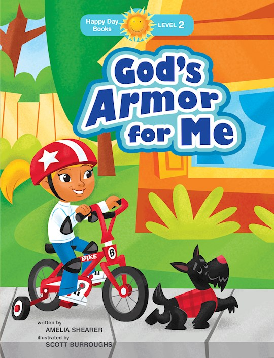 God's Armor For Me (Happy Day Books) by Amelia Shearer | SHOPtheWORD